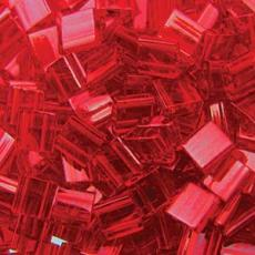 miyuki tila áttetsző piros kb. 2,5 g