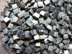 miyuki tila matt metál ezüstszürke kb. 2,5 g