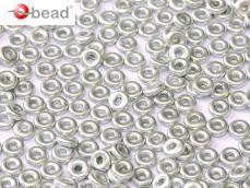 O-bead: aluminium silver 2,5 g
