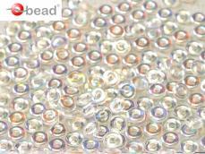 O-bead: kristály AB 2,5 g