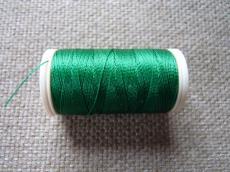 Nylbond cérna zöld