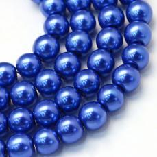 8 mm tekla: kék 25 db