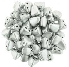 NIB-BIT metál ezüst 20 db
