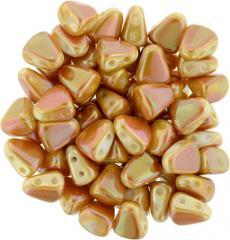 NIB-BIT telt fehér-apricot 20 db