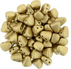 NIB-BIT matt metál arany 20 db