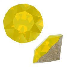 sw xirius chaton yellow opal 8,2 mm