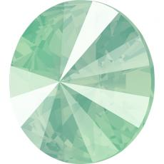 sw rivoli crystal mint green 12 mm