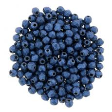 2 mm csiszolt metallic suede-blue 50 db