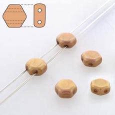 honeycomb gyöngy: telt fehér red lüszter 30 db