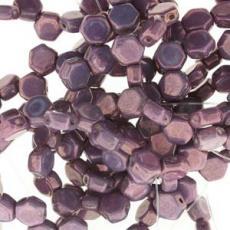 honeycomb gyöngy: vega lüszteres telt fehér 30 db