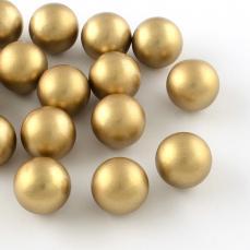 Angyalhívó csengő 12 mm matt arany