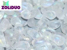 Zoliduo crystal etched ab 20 db BALOS