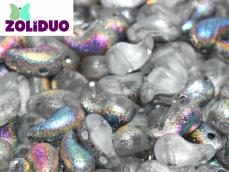 Zoliduo crystal etched vitrail 20 db BALOS