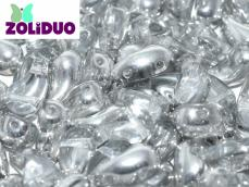 Zoliduo crystal half silver 20 db JOBBOS