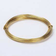1,0 alumínium drót arany 10 m