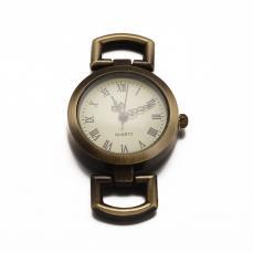 Bőrhöz óra antik réz