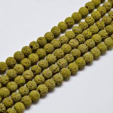 oliva lávakő 8 mm szál