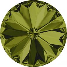 sw rivoli olivine 12 mm