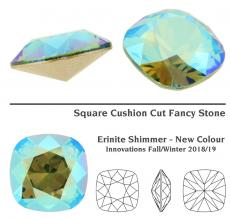 sw square erinite shimmer 12 mm