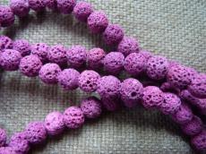 lila lávakő 8 mm szál