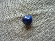 lápisz lazuli golyó 16 mm angyalhívóba másodosztályú