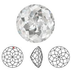 1318 crystal kerek kabochon 30 mm