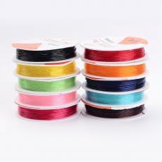 0,8-as gumis damil színes