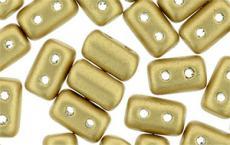 rulla gyöngy: matt metallic flax 10 g