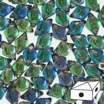 Diamonduo gyöngy: peacock 10 db