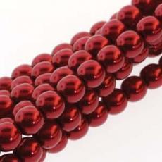 4 mm cseh tekla: xmas red kb. 60 db