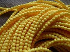 3 mm csiszolt: bevonatos matt sárga 50 db