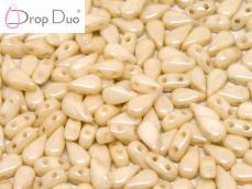 dropduo telt fehér champagne luster 20 db