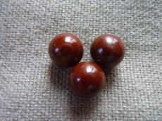 Angyalhívó csengő barna 16 mm
