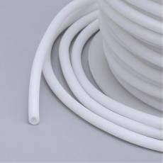 kaucsuk nyaklánc alap fehér 2 mm 1 m