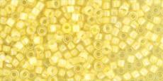 Toho treasure 11/0 sárga festett közepű lüszteres kristály 5 gr