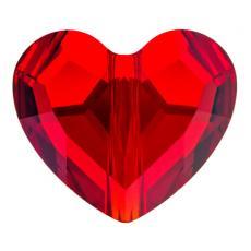 5741 szív gyöngy 8 mm: light siam