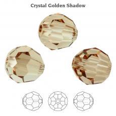 5000 sw gömb crystal golden shadow 8 mm