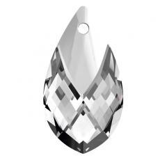 6565 csepp függő black diamond-light chrome