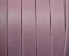 10 mm bőr karkötő alap világos ametiszt 1 cm