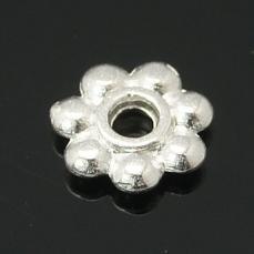 ezüst kicsi virág köztes/2 5 gr